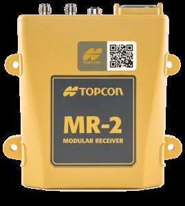 MR-2 přijímač